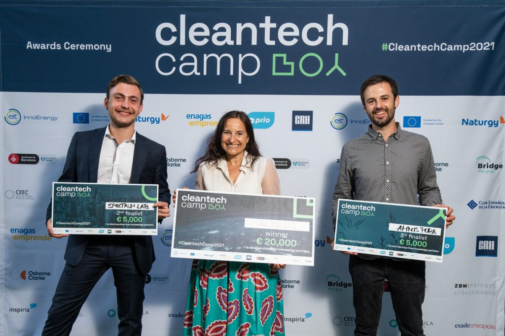 cleantech-camp-2021-winners